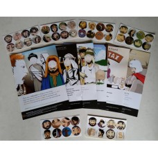 School Age Family Devotions Pack (6 Sticker Stories)
